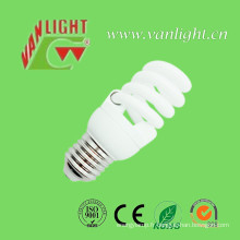 Plein spirale série T2-13W Energy Saving Lamp CFL (VLC-FST2-13W)