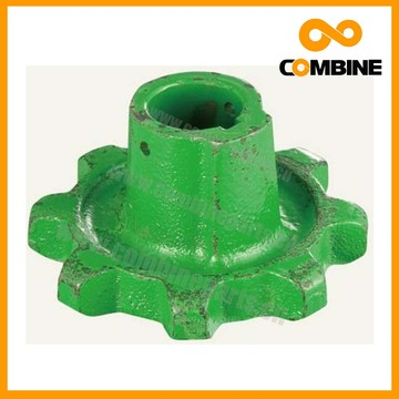 Combine Harvester Chain Drive Sprocket 4C1020 (JD H91334)