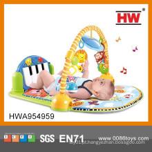 Mais recente Multi-função Baby Play Piano Mat Brinquedo de bebê por atacado
