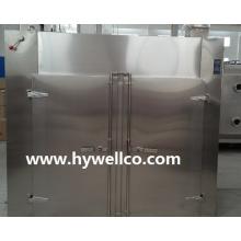 Máquina de secagem para grânulos de medicamentos / forno de secagem