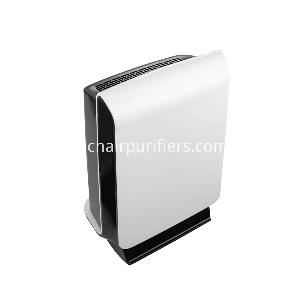 Smoker Use Air Purifeir 1201a