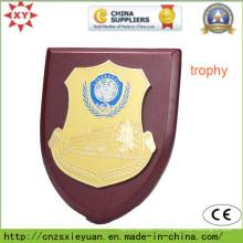 Индивидуальный металлический и деревянный трофей для сувениров