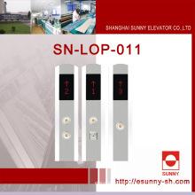 Панель оператора приземления лифта (SN-LOP-030)