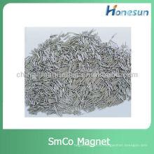 Малый размер мин 0,3 мм Самарий Кобальт магнит smco