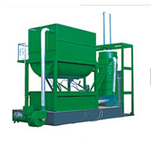 High-density Re-Bonding Sponge Round Machine with steam