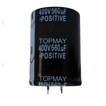 560UF Condensateur électrolytique aluminium 400V 105c