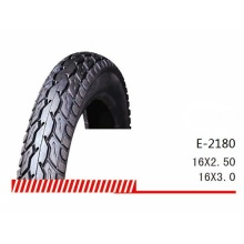 Moped motorcycle tyre 16x2.50