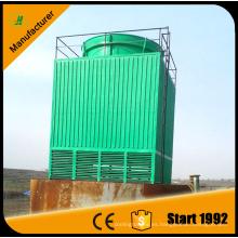 Torre de enfriamiento del flujo cruzado cuadrado de Xinxiang Jiahui FRP 100t