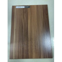 4'x 8 'Walnut Panel de partículas - aglomerado Junta de melamina Materiales de construcción para muebles de cocina (personalizado)