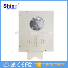 5W High lumen Body Sensor Intelligent Control All In One Integrated Led Solar Street Light