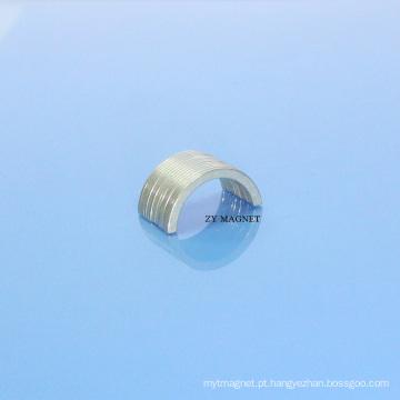 Íman permanente de neodímio NdFeB de alta qualidade para garrafas de perfume