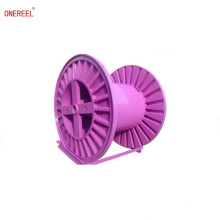 corrugated steel wire cable reel drum