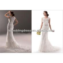 2014 El más nuevo estilo Saree diseña el vestido de boda