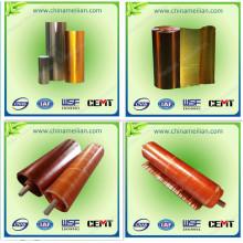 2450/2451 aislamiento Tejido de barniz de fibra de vidrio
