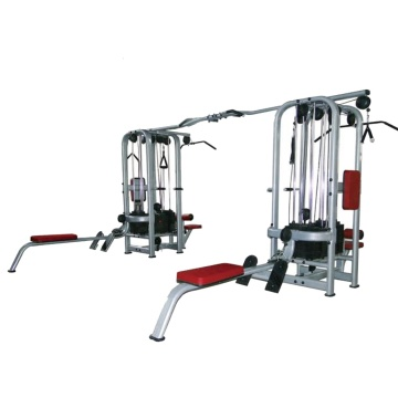 Ganas Gym Multi Jungle Machine 8 piles