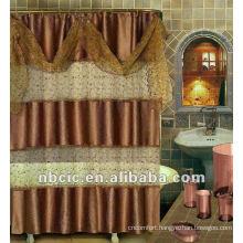 2016 shower curtain fabric