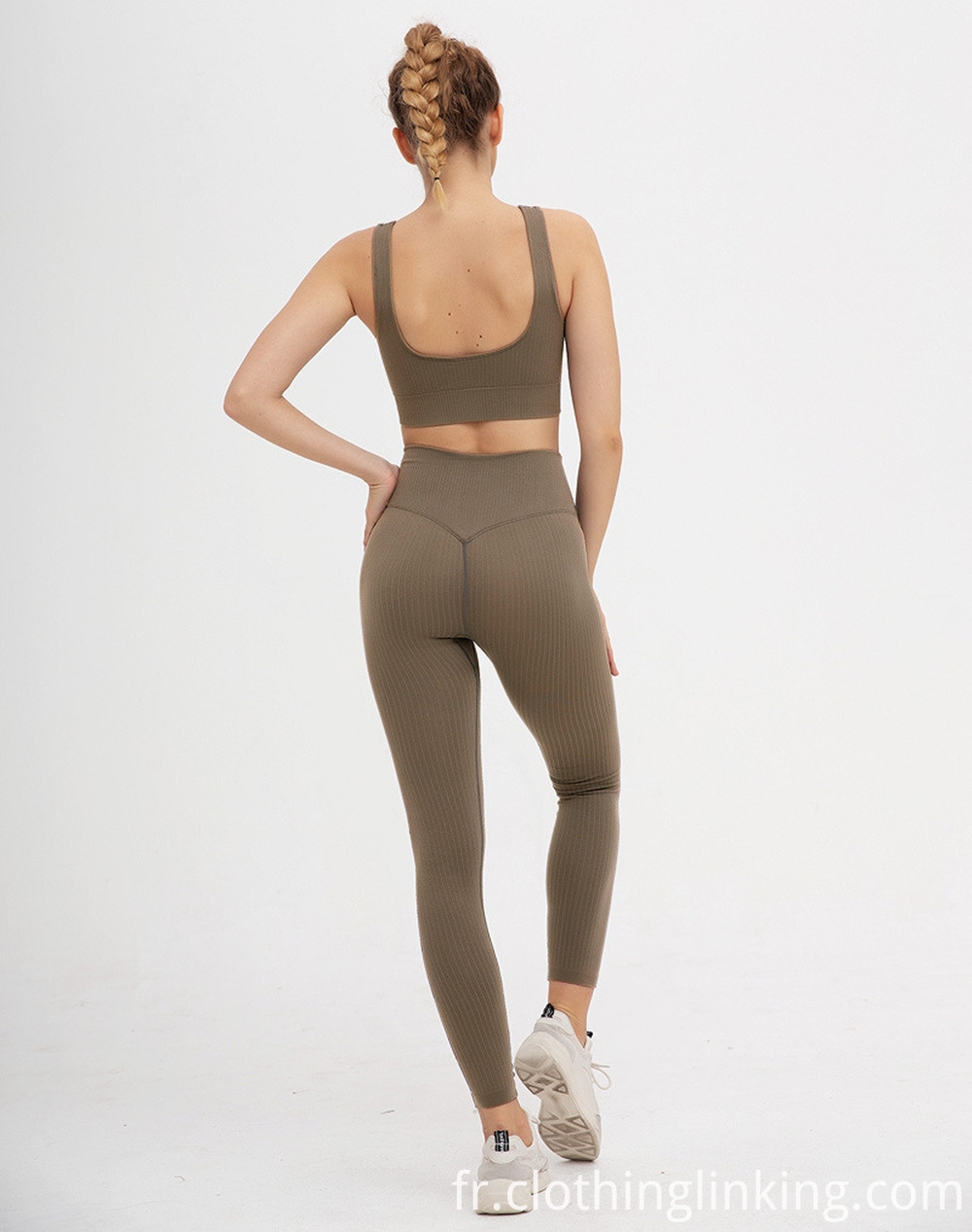 women's ribbed yoga outfits (2)