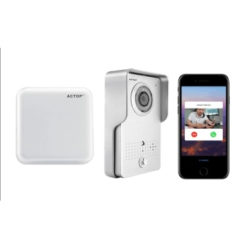 WIFI Smart Wireless Surveillance Campainha