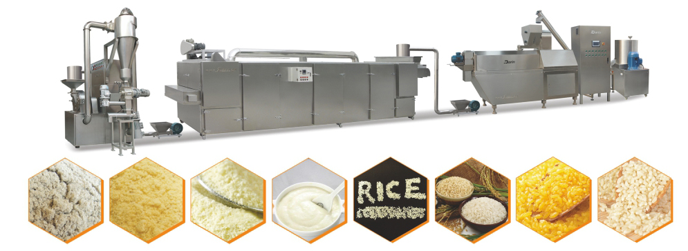 Nutrition Powder Making Machine