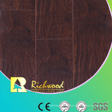 Household 8.3mm E0 HDF AC4 Embossed Hickory Laminate Flooring