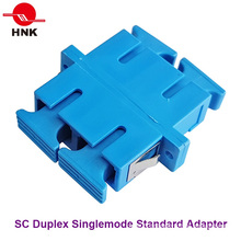Sc Duplex Singlemode Adaptateur Fibre Optique Standard