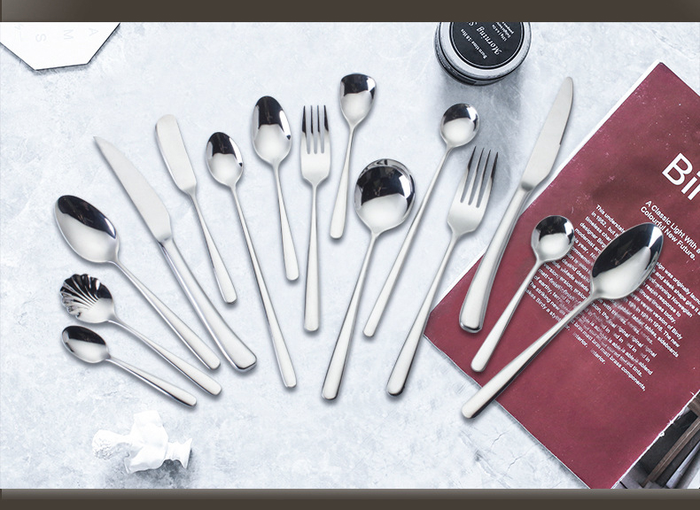 Mirror Polish Cutlery Set