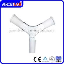 JOAN Lab Glass Y Tipo Adaptador de conexão Molde macho e fêmea