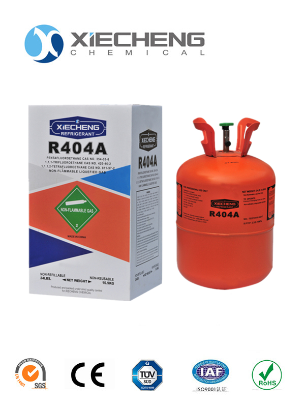 Mixed Refrigerant gas r404a price