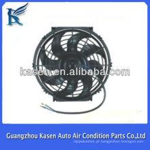 Acessórios automotivos 80w auto cooler ventilador eletrônico