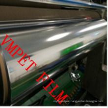 12micron Polyester Film Metallized Film Rolls