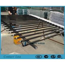 Гарнизонные стальные ограждения / трубчатые ограждения / ограждения безопасности