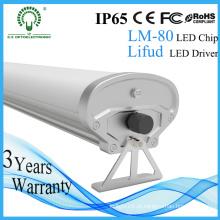 Tipo de conexão 0.6m 1.2m 1.5m IP65 Tri-Proof Iluminação LED