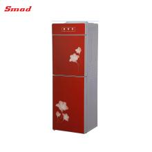 Distributeur d'eau portatif autoportant de famille de compresseur