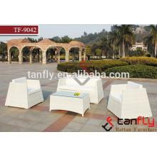 TF-9042 patio venta por mayor muebles modernos baratos al aire libre muebles