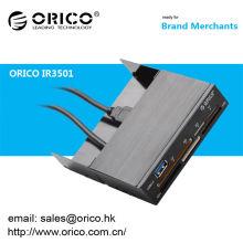 Lecteur de carte de disquette avant ORICO IR3501