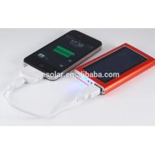 Batería de promoción útil y cargador solar portátil para móviles