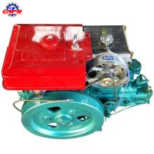 130ED double démarrage électrique démarrage weifang diesel moteur fabrication 22 hp moteur