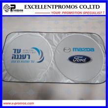 Werbeartikel Double Circle Polyester Car Sunshade (EP-CS1015)