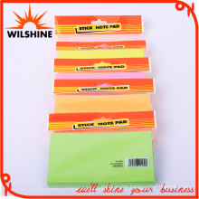 Promotional Colorful Regular Custom Sticky Note for Gift (SN005)