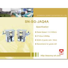 Equipamento de segurança de peças de elevador (SN-SG-JAQ4A)