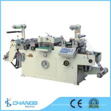 Máquina que corta con tintas autoadhesiva automática Hsm-420