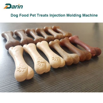 Paragon Dog Chews Spritzgießmaschine