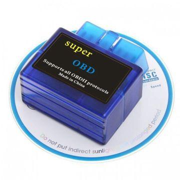 Interfaz ELM327 soporta todos los protocolos de Obdii OBD2 escáner