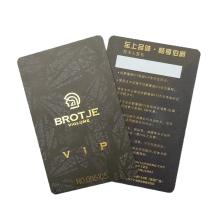 Tarjeta de membresía VIP HF13.56MHz RFID Card