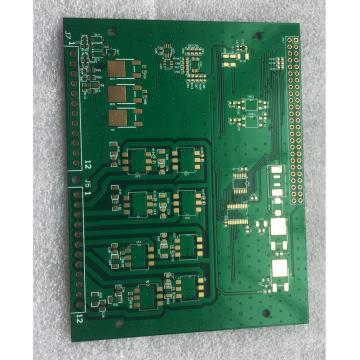 4-lagers 4OZ 3,2 mm PCB