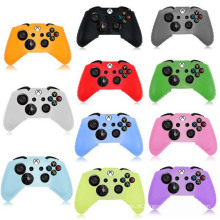 New Studded Anti-slip Silicone Case para xbox one Controller Rubber Gel Protective Skin