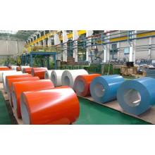 Farbe Stahl-Coils dünne Dicke beschichtet