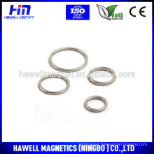 small thin ring magnet