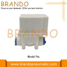Purificador de agua de plástico Sistema de RO Electroválvula