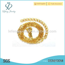 Simple thin gold chain necklace,thin gold chain designs